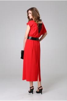 Вечерние платья Анна 899 красный фото 2