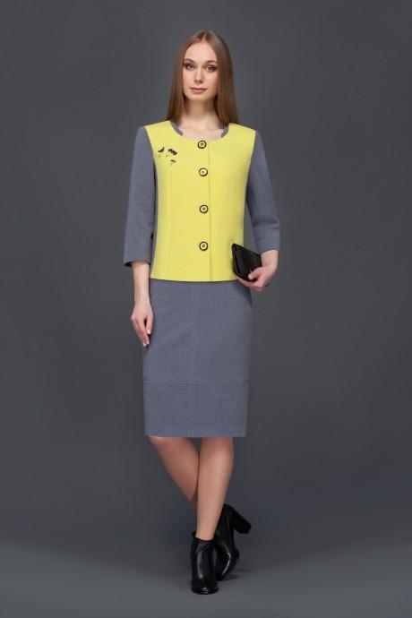 Юбочный костюм /комплект Lissana 2787