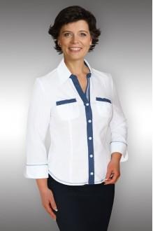Блузки и туники Таир-Гранд 62211 -1 белый фото 1