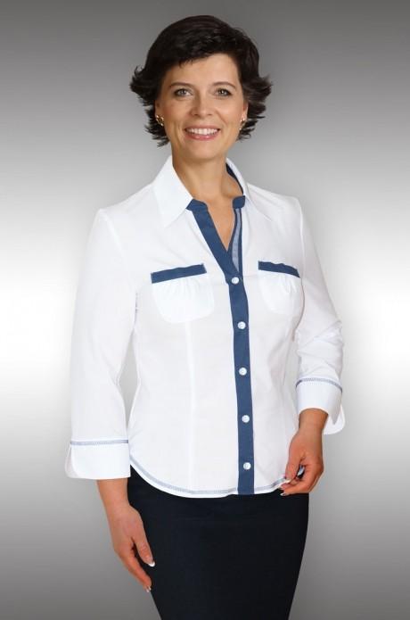 Блузки и туники Таир-Гранд 62211 -1 белый