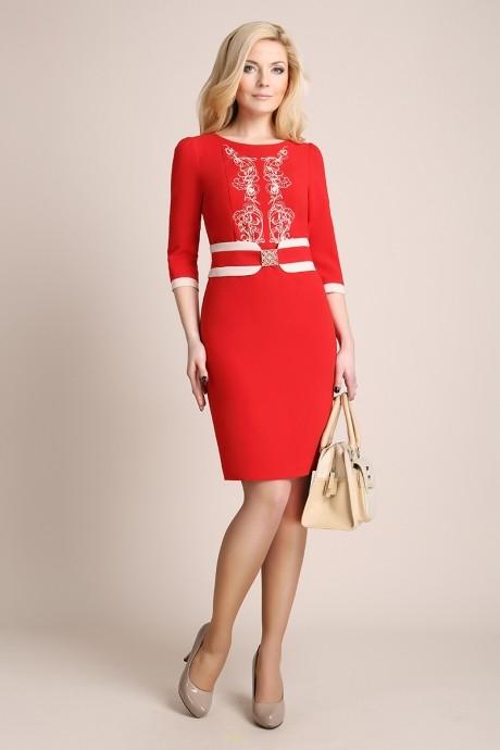Деловое платье Azzara 298Б