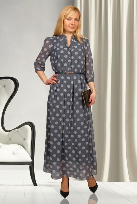 Длинное платье МиА-Мода 586-21