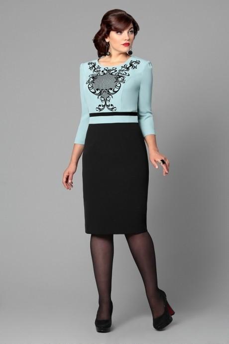 Деловое платье Runella 1080-2