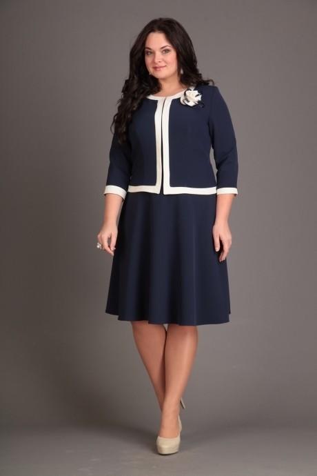 Деловое платье Нинель Шик 5339