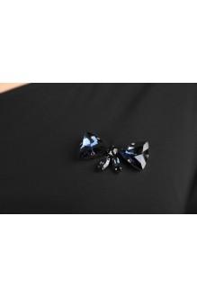 Повседневные платья Эола-стиль 1199 черный фото 3