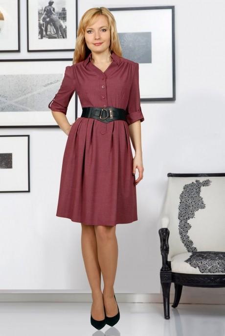 Повседневное платье МиА-Мода 489-2