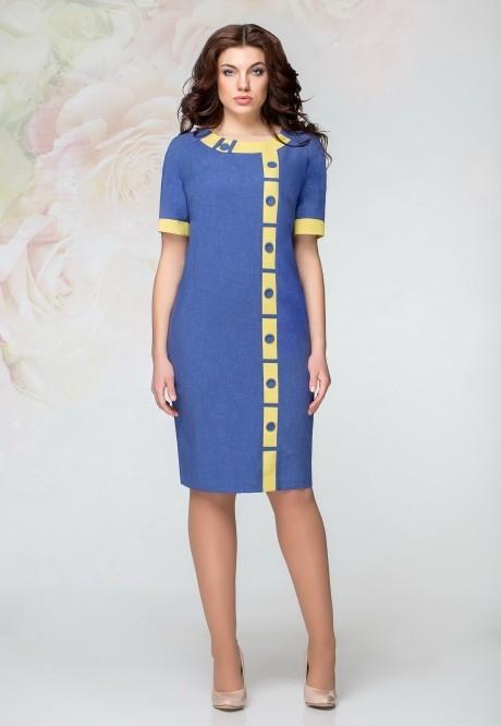 Повседневное платье Elady 1939