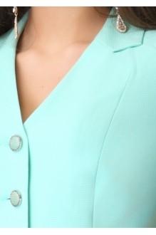 Юбочный костюм /комплект Lissana 2585 ментол фото 5