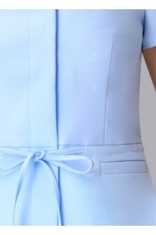 Юбочный костюм /комплект Lissana 2786 голубой фото 3