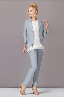 Брючный костюм /комплект Lady Secret 2393 серый фото 1