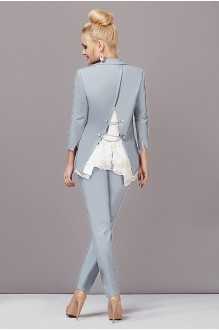 Брючный костюм /комплект Lady Secret 2393 серый фото 2
