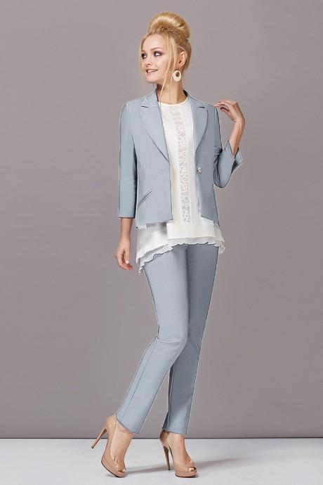 Брючный костюм /комплект Lady Secret 2393 серый