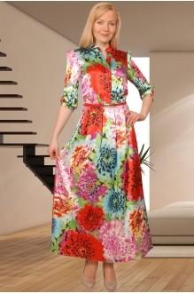Длинное платье МиА-Мода 586-2 фото 1
