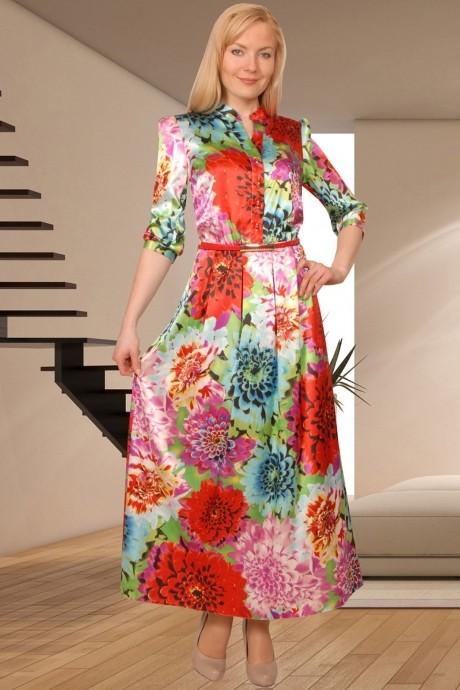 Длинное платье МиА-Мода 586-2