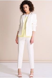Жакеты (пиджаки) Nova Line 1609 белый фото 1