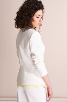 Жакеты (пиджаки) Nova Line 1609 белый фото 2