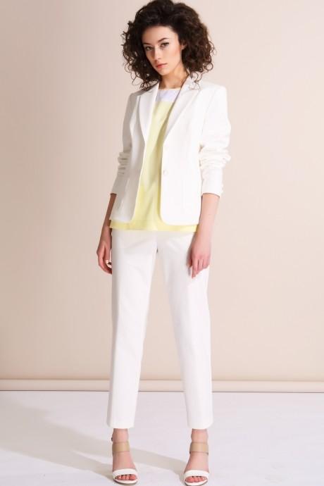 Жакеты (пиджаки) Nova Line 1609 белый