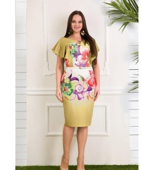Повседневное платье Лилиана 455