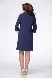 Вечернее платье VIVA SHIK 2000 синий фото 2