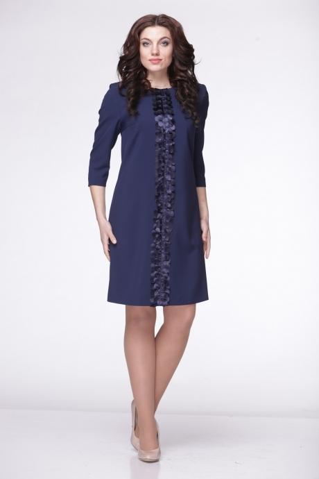 Вечернее платье VIVA SHIK 2000 синий