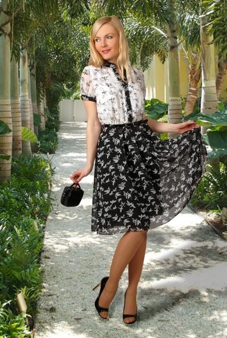 Летнее платье МиА-Мода 694