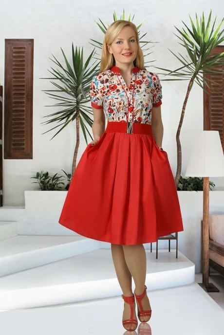 Летние платья МиА-Мода 694-1