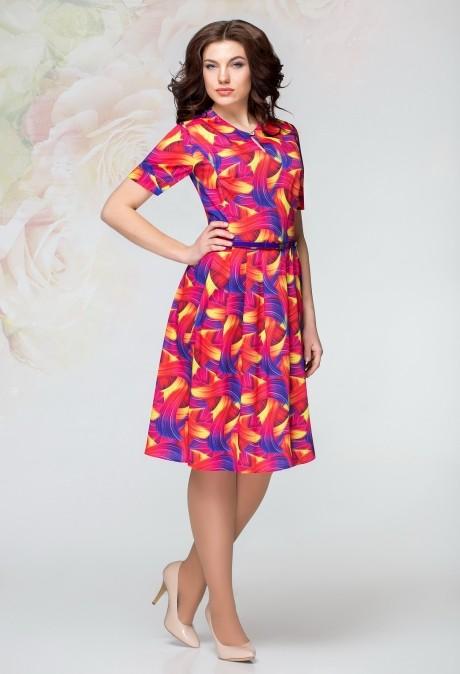 Повседневное платье Elady 2143 А