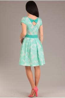 Летнее платье Jurimex 1405 ментоловый фото 2