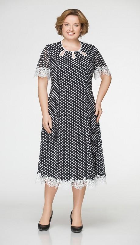 Повседневное платье Aira Style 468 дизайн кружева 1