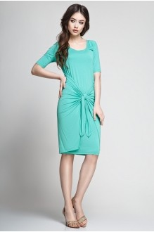 Летнее платье Teffi Style 1173 мята фото 2