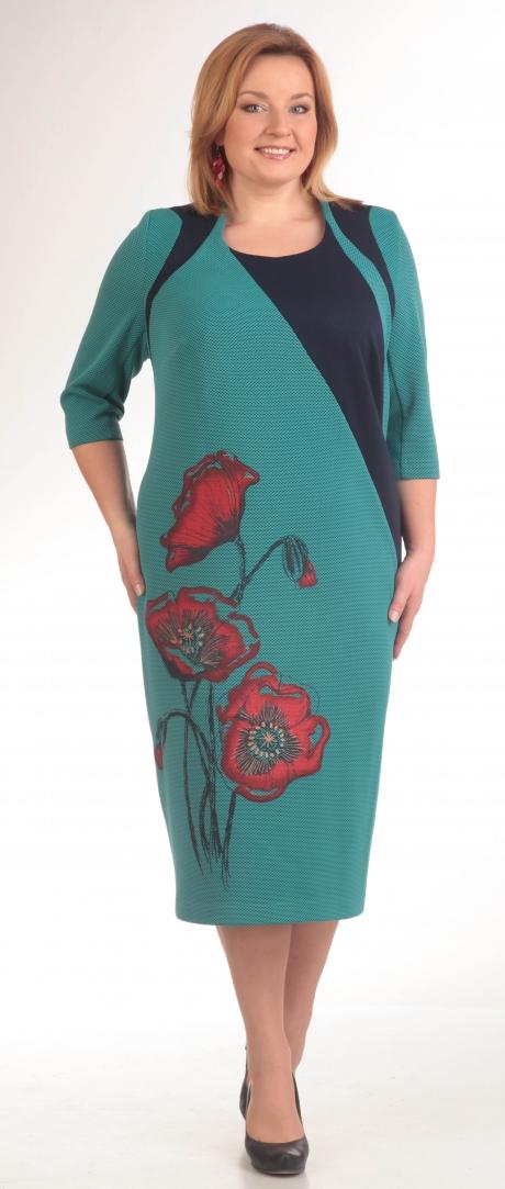Повседневное платье Novella Sharm 2603