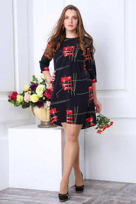 Повседневное платье ЮРС 16-573 п