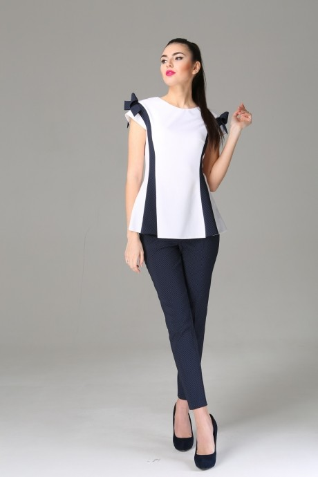 Брючный костюм /комплект Arita Style (Denissa) 942