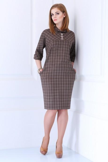 Повседневное платье Matini 3.935 клетка