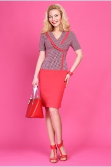 Повседневное платье Azzara 323Б фото 1