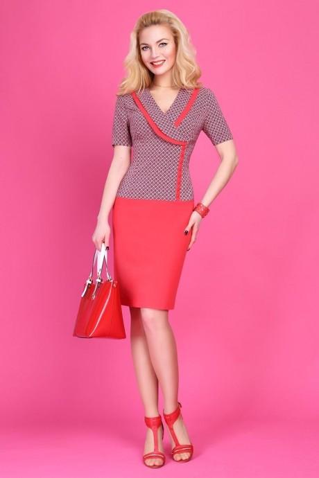 Повседневное платье Azzara 323Б