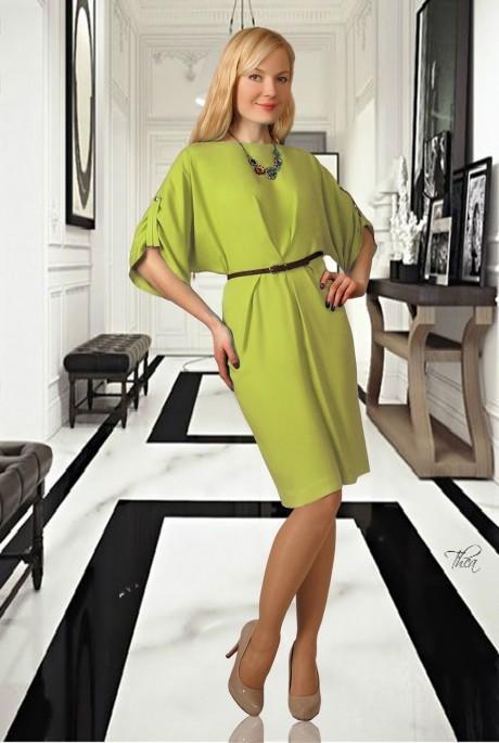 Повседневное платье МиА-Мода 695-2