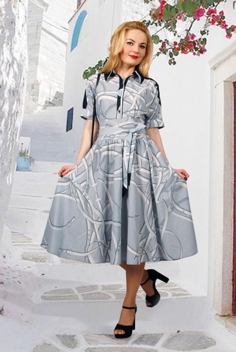 Повседневное платье МиА-Мода 686-6