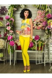 Блузки и туники Твой Имидж 2100 желтый фото 1