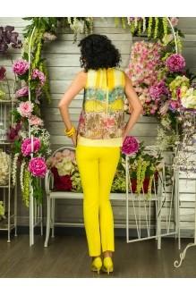 Блузки и туники Твой Имидж 2100 желтый фото 2
