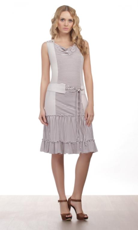 Повседневное платье Nova Line 5131