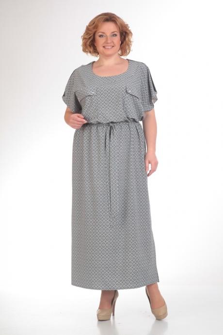Длинное платье Novella Sharm 2449