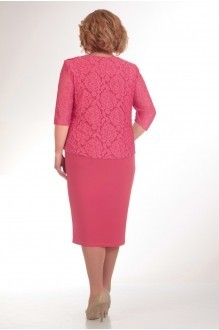 Вечерние платья Прити 387 розовый фото 2