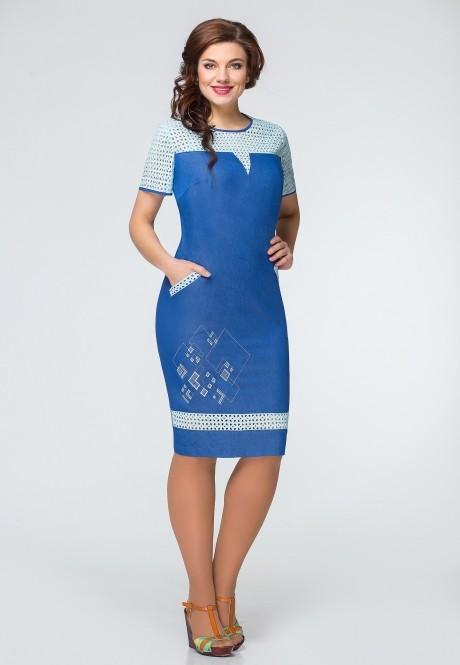 Повседневное платье Elady 1922