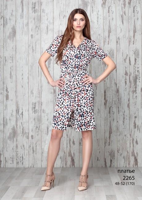 Повседневное платье Bazalini 2265