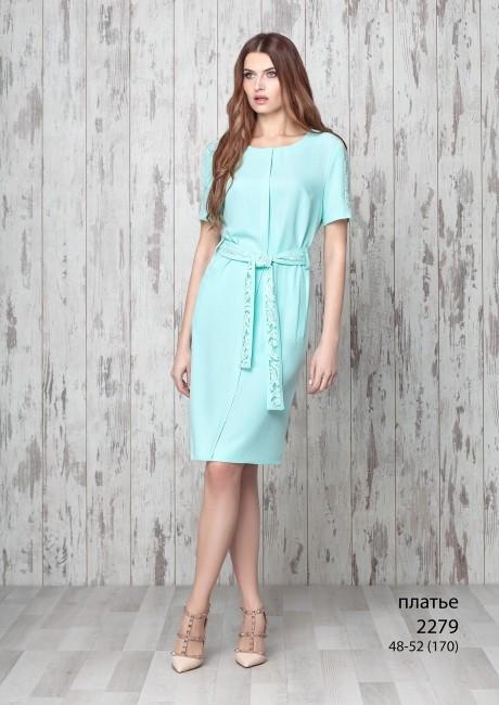 Повседневное платье Bazalini 2279