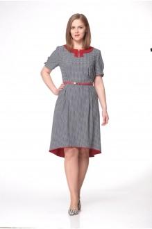 Деловое платье Ладис Лайн 695 фото 1