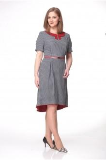 Деловое платье Ладис Лайн 695 фото 2