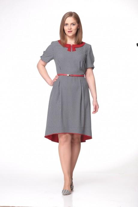 Деловое платье Ладис Лайн 695