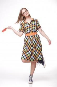 Повседневное платье Ладис Лайн 702 фото 3